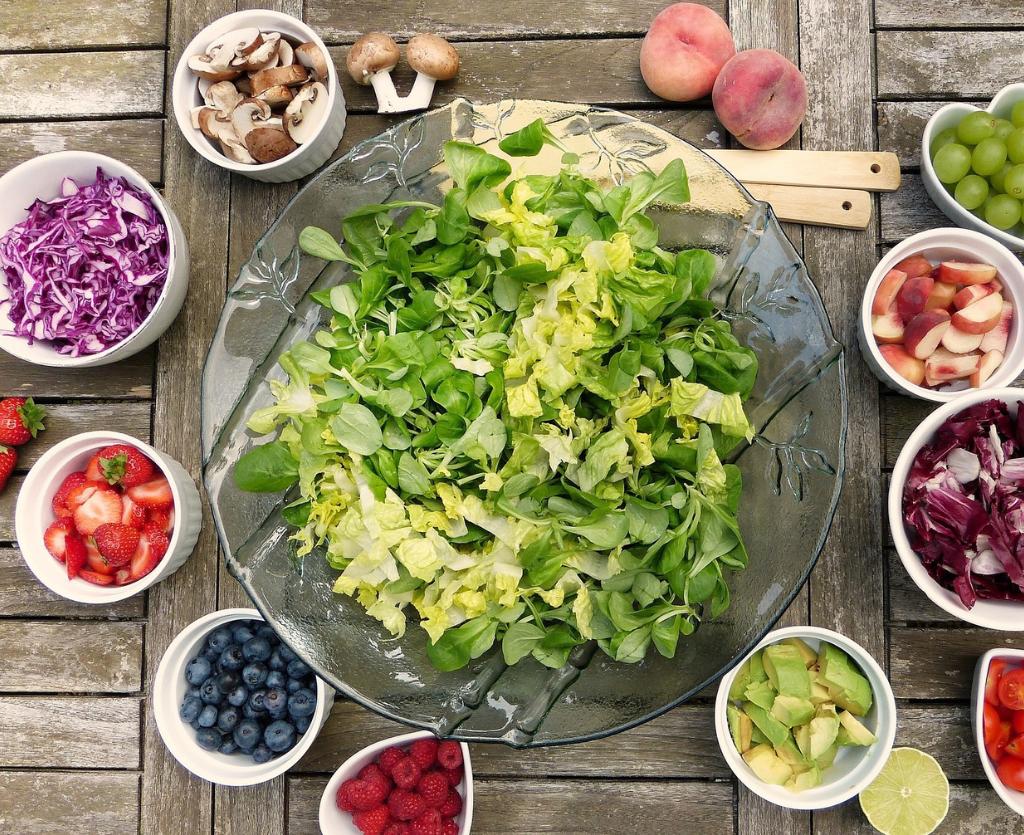 Ernährung-Salat - Ordination Dr. Url