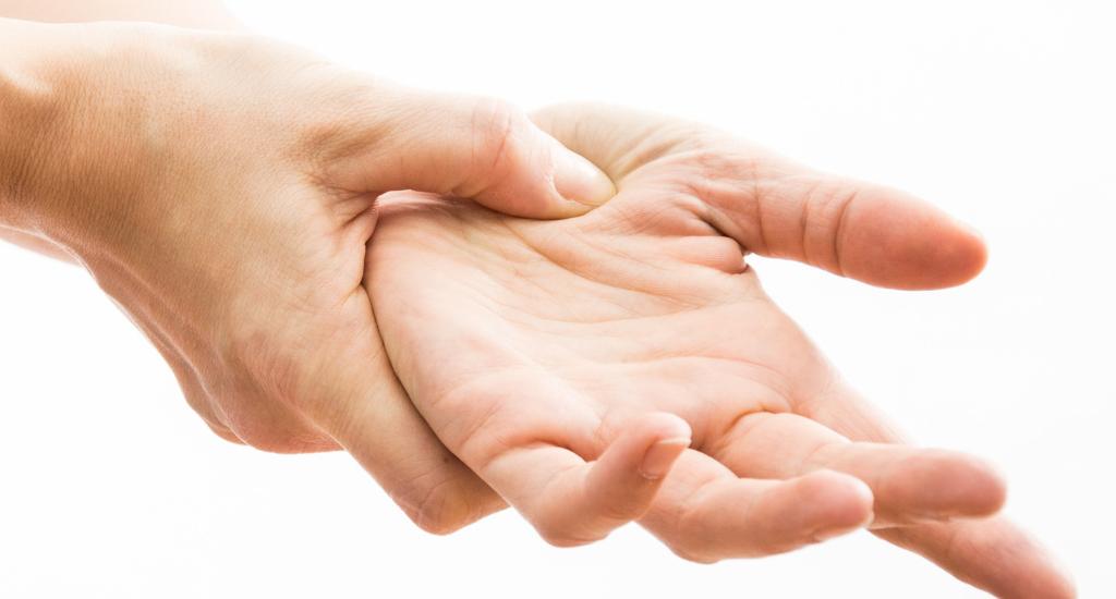 Hand - Karpaltunnelsyndrom - Ordination Dr. Url