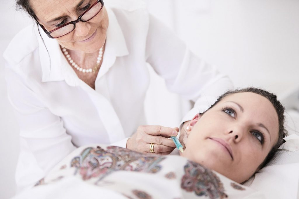 Mesotherapie - Ordination Dr Url