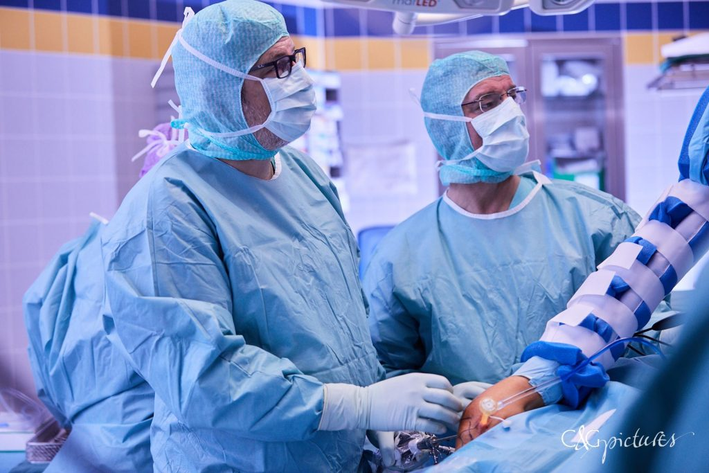 Operation - Ordination Dr. Url