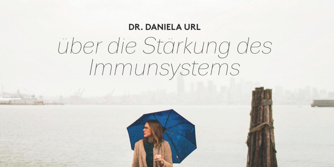 Daniela Url zur Stärkung Immunsystems im Interview mit Active Beauty