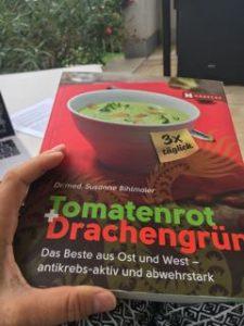 Buchempfehlung Tomatenrot und Drachengrün