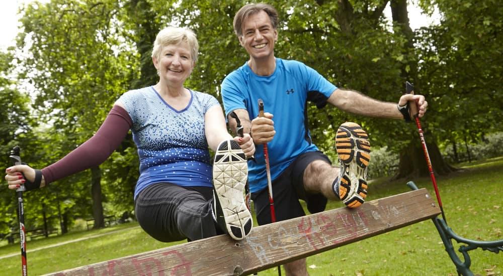 Stillstand macht krank - Tipps für Bewegung in jedem Alter